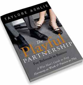The Book the Playful Partnership by Taylore Ashlie