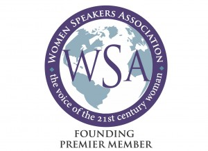 Taylore Ashlie is a Founding Premier Member of the Women Speakers Association WSA